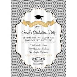Graduation Invitation Templates Free Word by Card Template Graduation Invitation Template Card