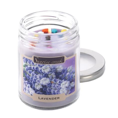 Wholesale Scented Candles Creek Lavender Scent Candle Scented Candles