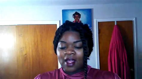 ombre noir afro twist janet collection noir afro twist braid ombre review youtube