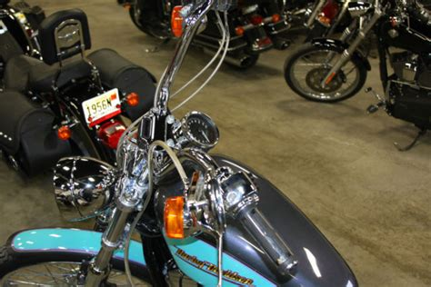 Harley Davidson Factory Custom Paint by 2001 Harley Davidson 1200 Sportster Factory Custom Paint