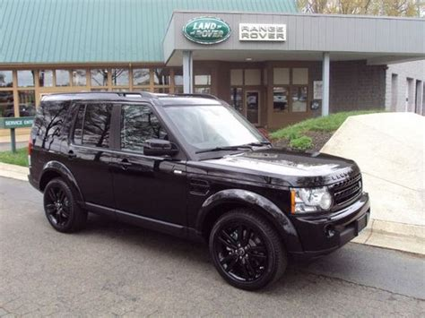 land rover lr4 blacked out pinterest the world s catalog of ideas