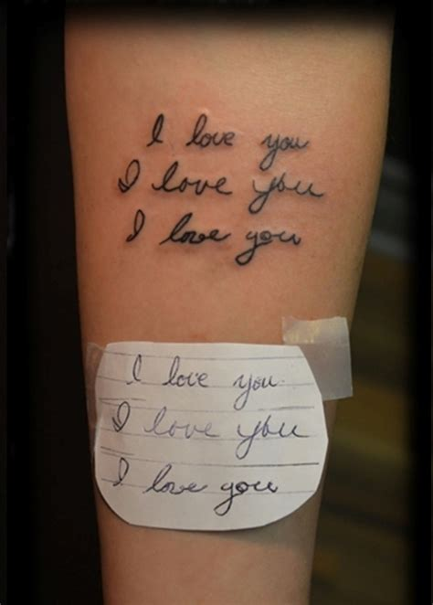 tattoo designs for loved ones 100 ideas for someone special