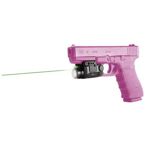 Viridian Laser Light by Viridian X5l Universal Mount Green Laser Sight With Tac