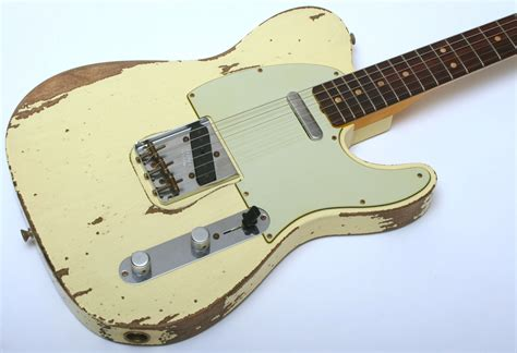 L Shops by Fender Custom Shop Limited 64 L Series Telecaster