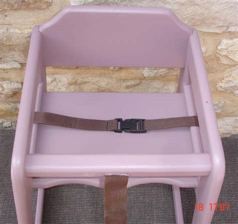 coussin chaise haute avec sangle chaise haute enfant violine avec sangle securite atelier
