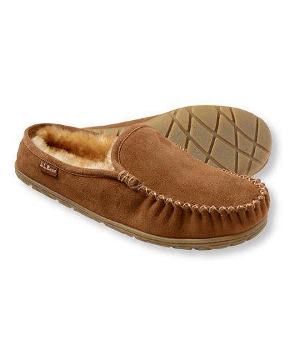 mens slippers ll bean s bean s scuff iii slippers free