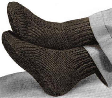 knitting pattern mens socks s slippers socks knitting pattern crafts knitting