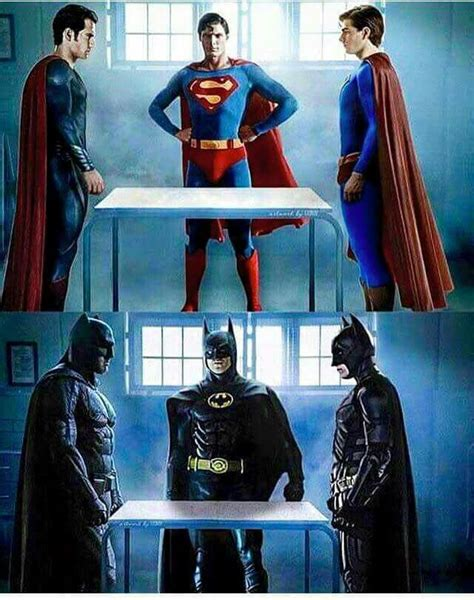 superman christopher reeve vs brandon routh superman henry cavill christopher reeve brandon routh