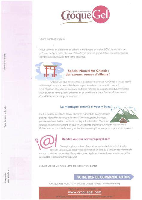 Modèles De Lettres Commerciales R 233 Daction Lettre Commerciale Cv Camille Demarque