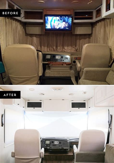 replacing  rv curtains  roller shades rv curtains