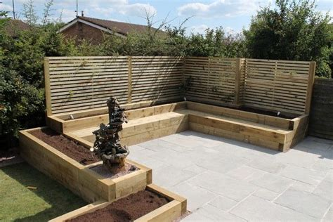 Railway Sleepers Sheffield by 60 Best Images About Garden On Raised Patio