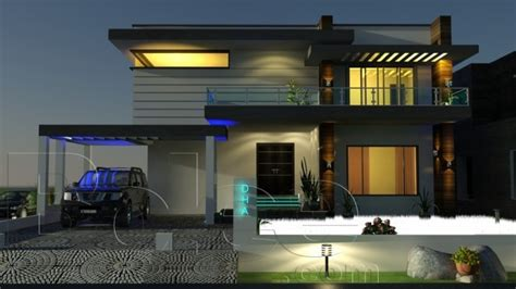 home decor design pk new plan of 1 kanal 10 marla modern house design in