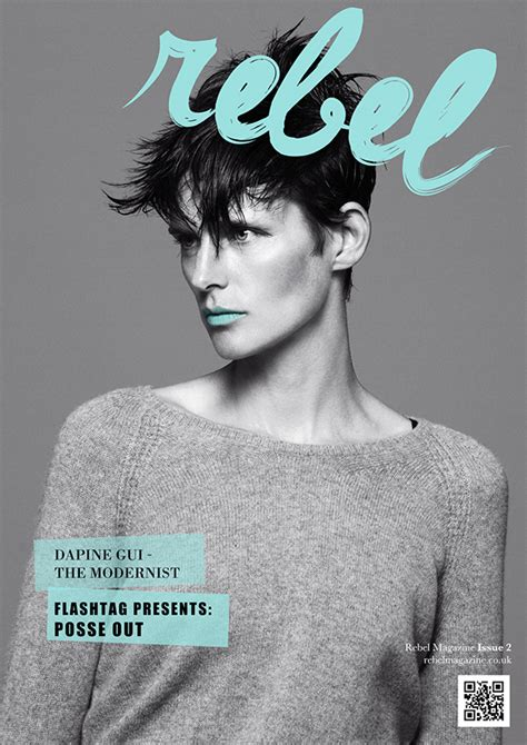 design magazine titles rebel typeface magazine masthead on behance
