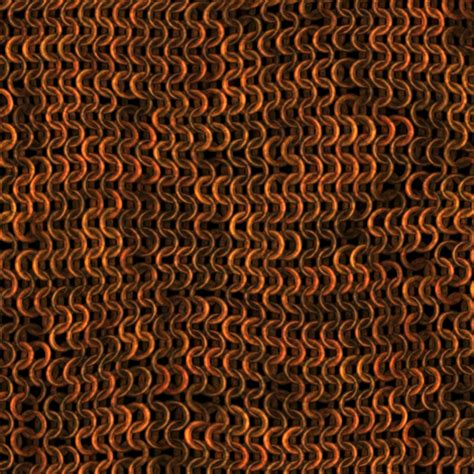 fabrics mail chainmail gold brass copper fabric bonnie phantasm spoonflower