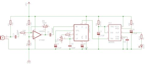 about circuit tone decoder to latch sensitivity