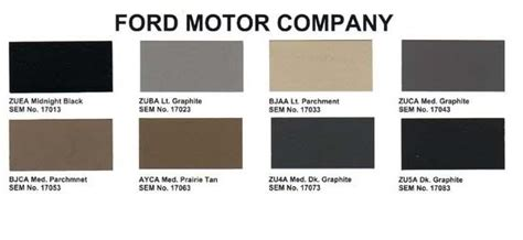 Ford Truck Interior Paint by High Quality Ford Interior Paint 4 Ford Parchment