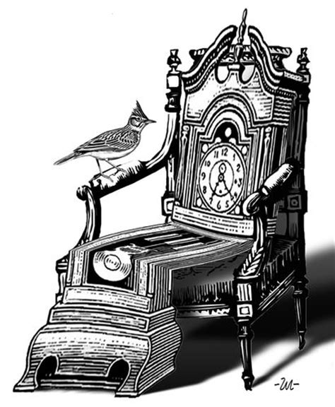 armchair philosopher armchair by zu philosophy cartoon toonpool