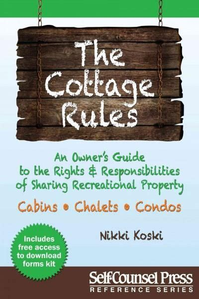 cottage guide 1000 ideas about rights and responsibilities on