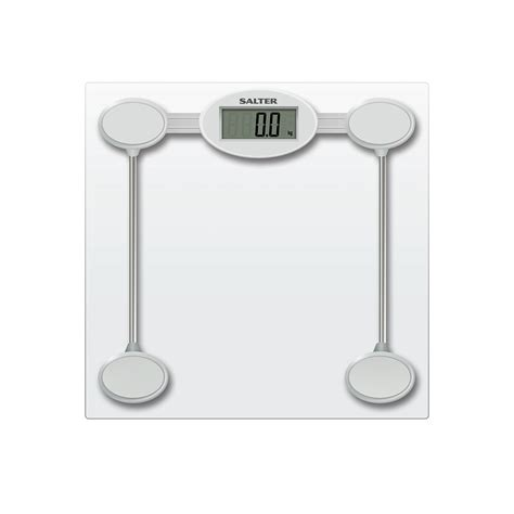 salter glass electronic digital bathroom scales