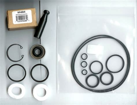 gm a6 ac compressor reseal kit w shaft seal kit o rings metal shaft seal tool ebay