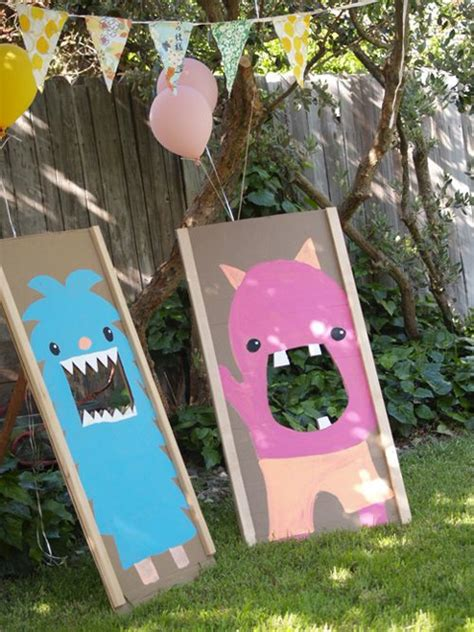 backyard bean bag toss game 10 diy backyard games for the perfect summer party