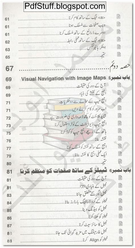xml tutorial in urdu pdf download html xml urdu tutorial book free download kutubistan