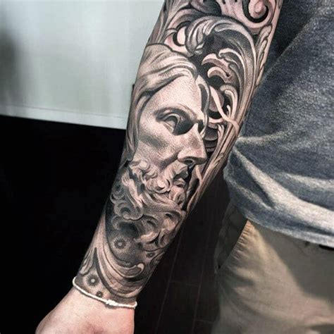 cool sleeve ideas awesome 100 arm sleeve top 100 best forearm tattoos for unique designs
