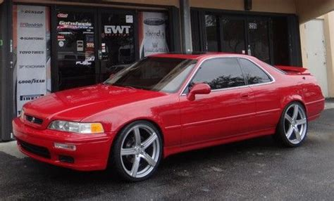 95 Acura Legend Coupe For Sale by Buy Used 1995 Acura Legend Ls Coupe In