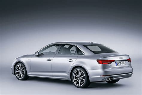 audi a4 b9 luxury sedan launched in india at rs 38 1 lakh