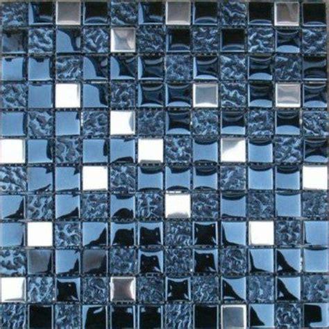 piastrelle tipo mosaico mosaico vetro acero tutti mosaici ceramiche