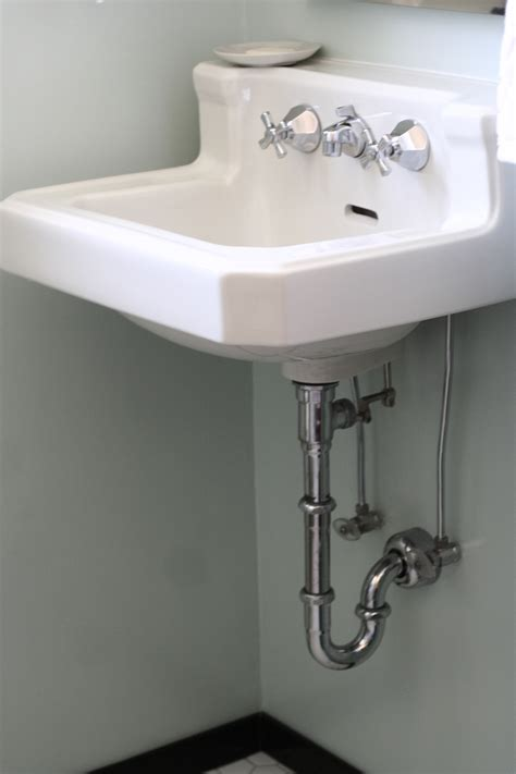 retro bathroom sinks plough your own furrow one person making her way in the