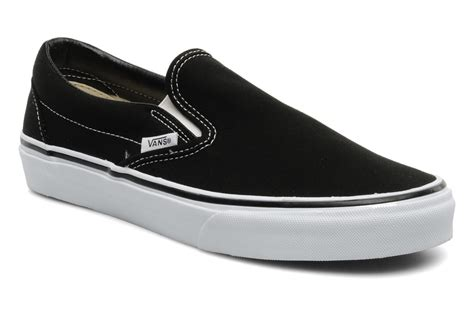 Slipon Pelangi Htm baskets classic vans slip on black