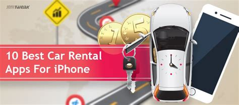 Best Car Apps For Iphone by 10 Best Car Rental Apps For Iphone