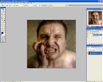 tutorial para hacer un zombie en photoshop convertirte en zombie con photoshop taringa
