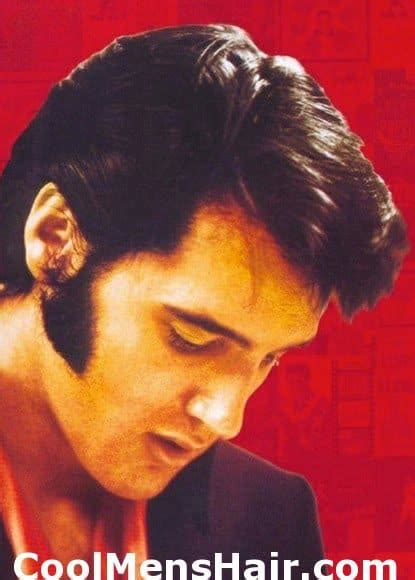 elvis 1970s haircut forms of facial hair for men cool men s hair
