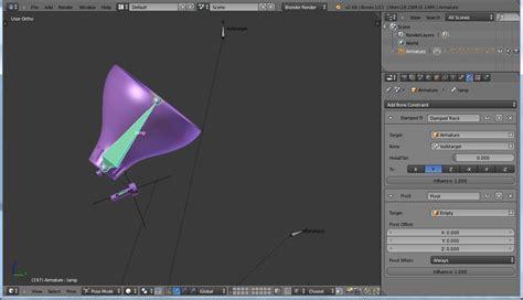 tutorial blender armature armature rigging a pixar l blender stack exchange