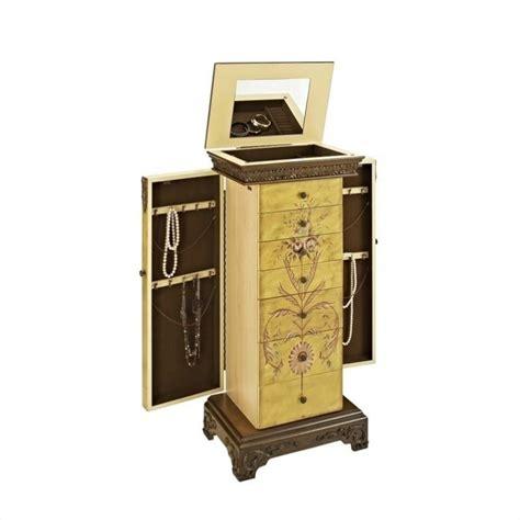 powell masterpiece jewelry armoire powell furniture masterpiece hand painted jewelry armoire