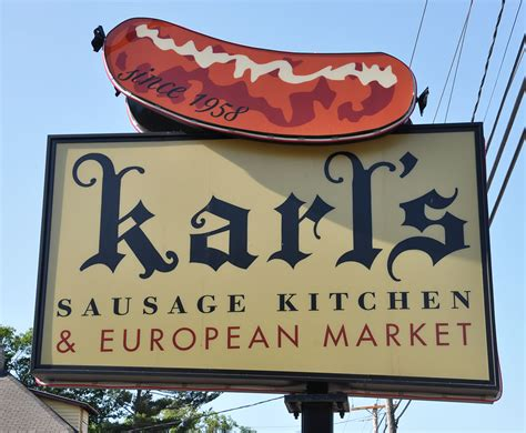 Karls Kitchen by Massachusetts Signs Roadsidearchitecture