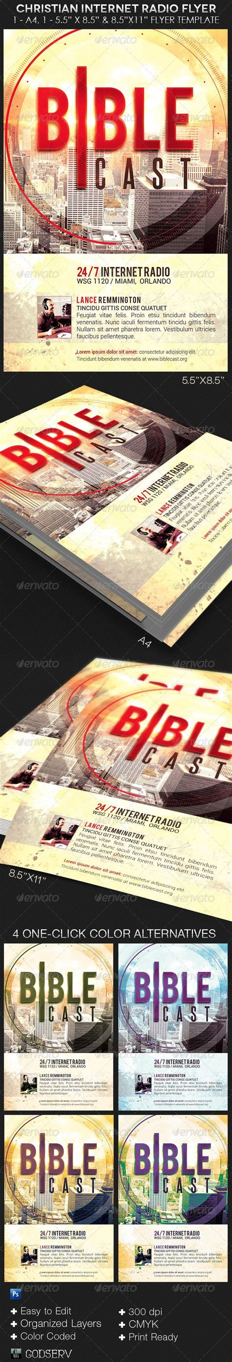 template photoshop radio 17 best images about christian flyer on pinterest pastor