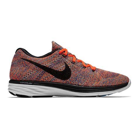Sepatu Pria Nike Flyknite Lunar 3 Casual Sneaker 3 Variant Murah mens nike flyknit lunar 3 running shoe at road runner sports