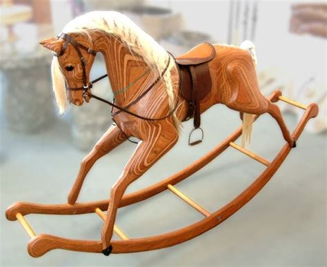 carved rocking horse plans inscapes gallery large hand