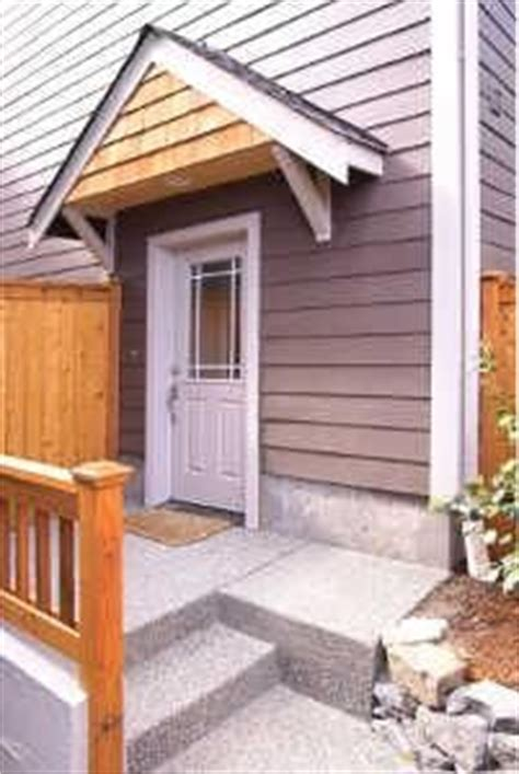 how to build a wood awning over a deck cottages front door overhang and entry ways on pinterest