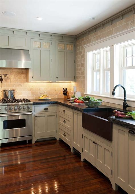 Pretty Kitchen Cabinets Beautiful Kitchen Copper Farmhouse Sink Kitchen Remodel