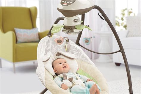 Best Swing by 2019 Best Baby Swing Reviews Top Baby Swings