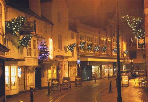 commercial outdoor tree lights town centre festive lighting lighting from