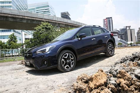 subaru xv x mode subaru all new xv crossover is on its way drive safe and