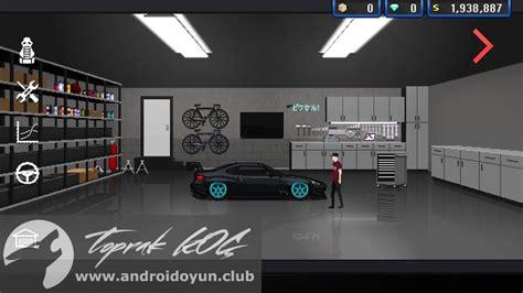 design home 1 02 65 mod pixel car racer v1 0 65 mod apk para hileli