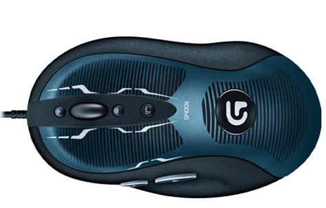 Mouse Gaming G400s logitech g400s review pc apple world