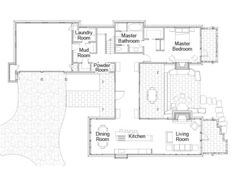 dream kitchen floor plans hgtv dream home 2014 floor plan pictures and video from
