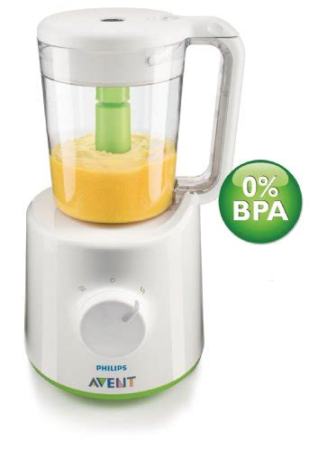 Philips Avent Baby Food Steamer Blender philips avent scf870 21 combined baby food steamer and blender 220v only baby product in the